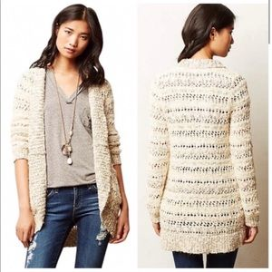 Anthropologie Knitted and Knotted Sweater